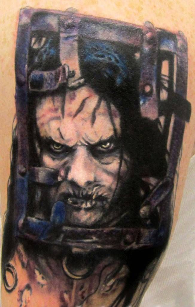 13 ghosts tattoos
