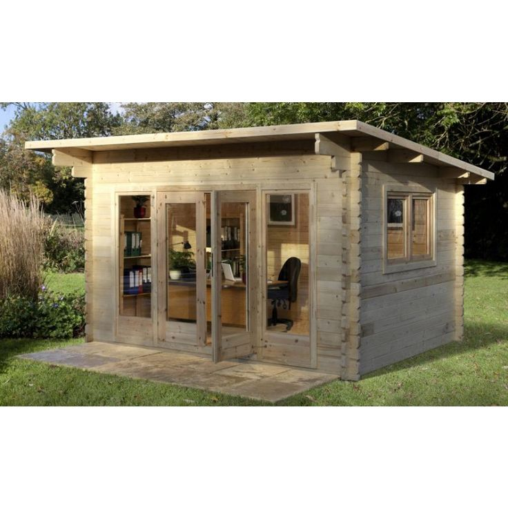 Garden Sheds 4m X 3m 134 best shed images on pinterest | ireland, architecture and log