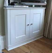 Cabinets with beading