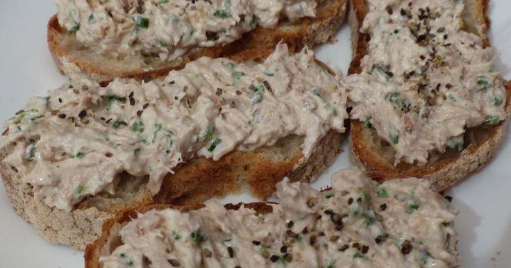 Zutaten : 2 Dosen Thunfisch   2-4 EL Mayonnaise ...