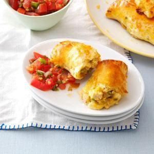 Chickaritos Recipe from Taste of Home