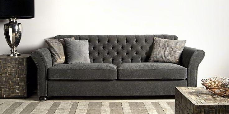 UrbanSofa Calmont Sofa, hoekbank lounge bankstel en Loungebank