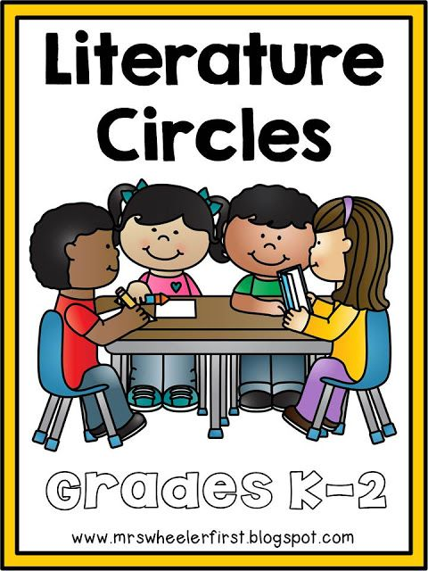 Literature Circles in 1st Grade