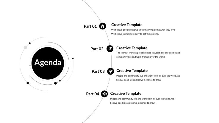 Report - PowerPoint Presentation Template