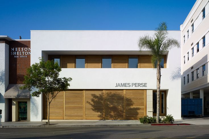 James Perse Flagship Store Beverly Hills