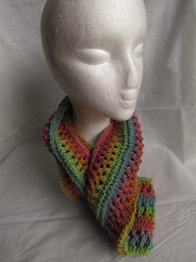 Springtime Cowl - Knitting creation by JacKnits | Knit.Community