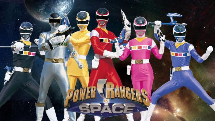 Here to Power Rangers In Space Wallpaper that I edited from screenshot of Super Megaforce opening theme. (Note: there is no Red Space helmet so I add one and edit that lighting to match other...