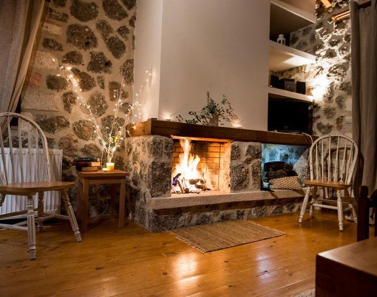 6 ρομαντικοί ξενώνες για το χειμώνα