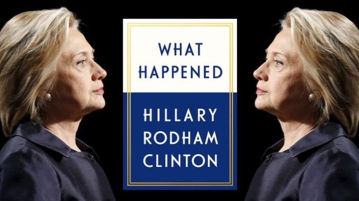 Hillary Clinton's New Book To Reveal Real Fake Persona Behind Fake Fake Persona