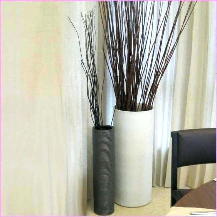Elegant Decorative Floor Vases Bamboo Sticks Pictures