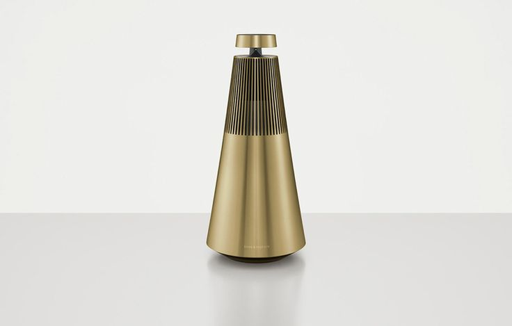 New Bang & Olufsen Cool Modern Collection is bold as brass!