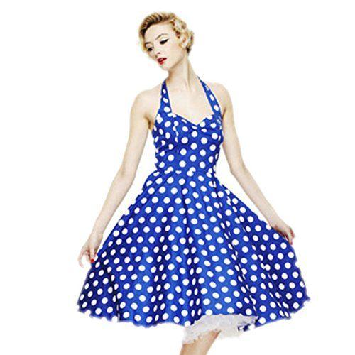 Yonger Rockabilly 50er Polka Dots Kleid in mehreren Farbe... http://www.amazon.de/dp/B012T0D9W4/ref=cm_sw_r_pi_dp_IzOoxb10QVKNV