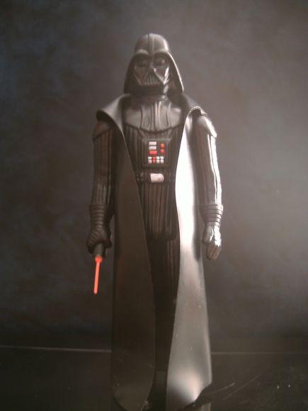 Vintage Collection Of Original Star Wars Action Figures - Darth vader