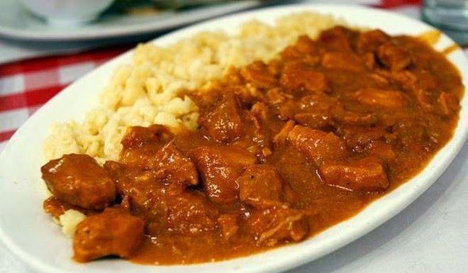 GOULASH (MY MOM'S RECIPE) ~ Macedonian Cuisine