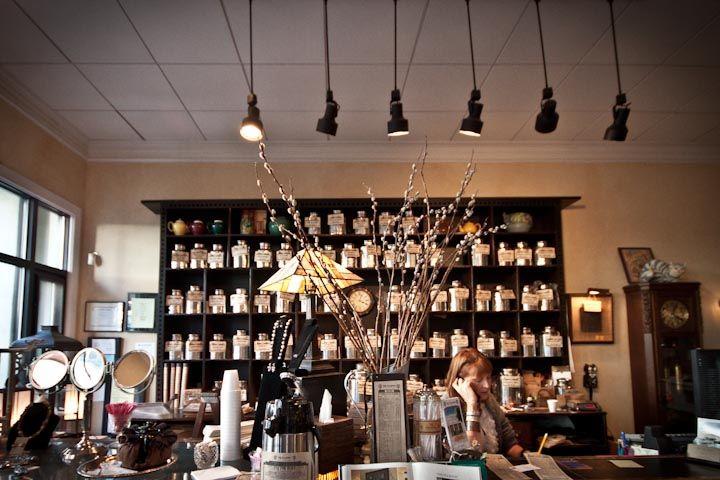 The Tea Room in Savannah