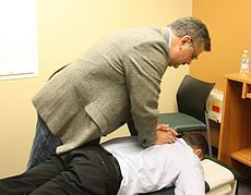 Chiropractic Has The Cure For Higher Back Stiffness