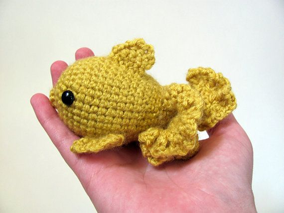 Free Amigurumi Goldfish Pattern : 1000+ images about Handwerken op Pinterest - Gehaakte ...