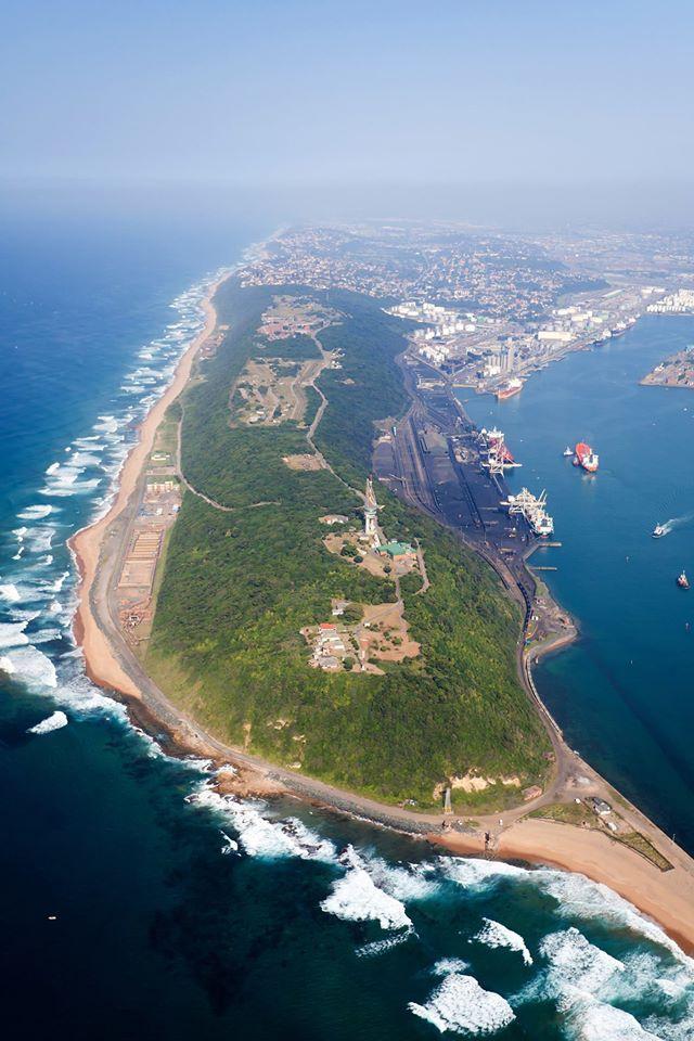 The Bluff in Durban