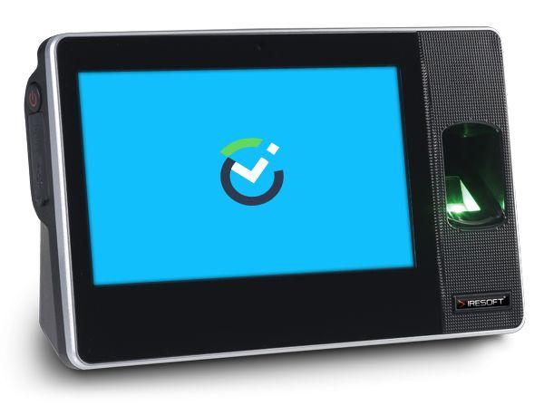 """#zamestnanci #prehled Biometrická docházková čtečka DSi 600 zaměstnance identifikuje na základě otisku prstu ihned po jeho přiložení na optický senzor a dosahuje tak vysoké míry rozpoznání. Dotykový 7"""" displej biometrické čtečky umožňuje snadnou obsluhu v moderním grafickém prostředí a zobrazuje například i aktuální přehled zaměstnanců v práci."""