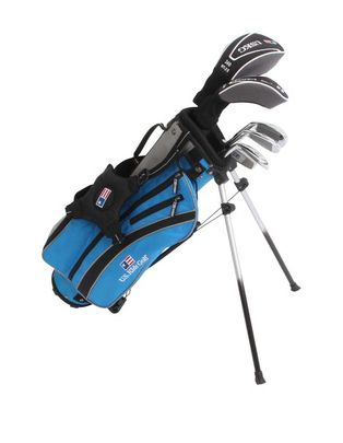 US Kids Golf - Ultralight DV1 6 Club Package Set http://www.golfdiscount.com/us-kids-golf-ultralight-dv1-6-club-package-set?v=45%20Inch
