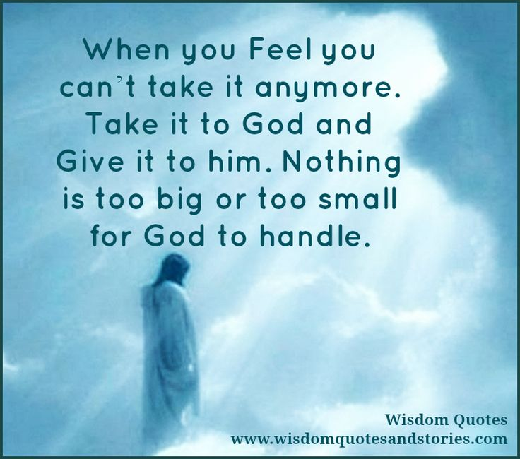 Thank you God for all I have - Wisdom Quotes & Stories |Thanking Gods Wisdom Quote