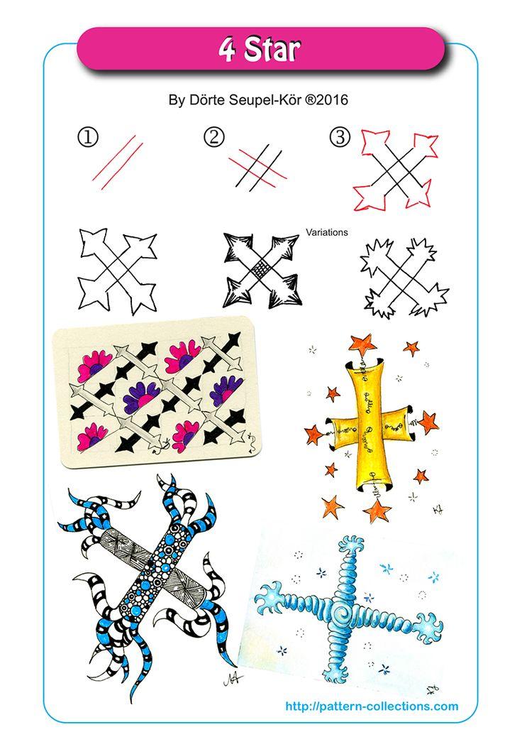 4 Star by Dorte Seupel-Kor