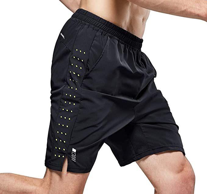 Lohotek 7 Zoll Kurze Hosen Herren Laufshorts Fur Herren Atmungsaktive Und Schnell Trocknende Hochela In 2020 Laufshorts Manner Outfit Nike Manner