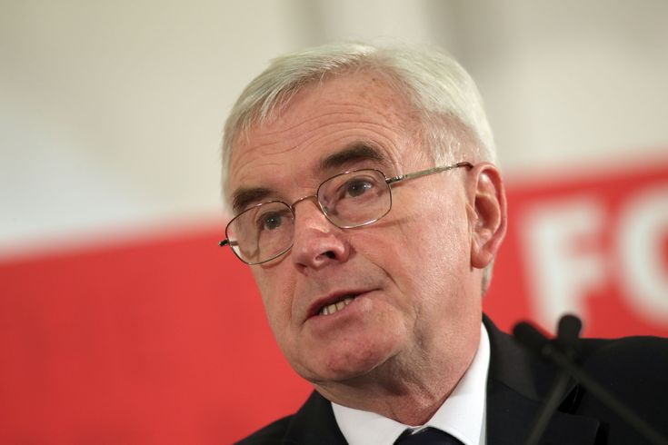 John McDonnell Says That Public Ownership Will Cost Taxpayers Absolutely Nothing