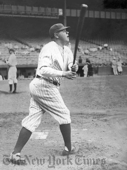 How many strikeouts did babe ruth have-7901
