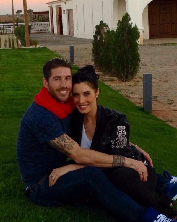 YOCMAGAZINE: Sergio Ramos y Pilar Rubio confirman en twitter que van a ser padres