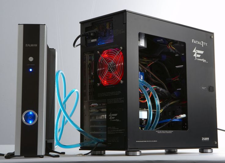 External water cooling system for pc google search - Ventiladores de agua ...
