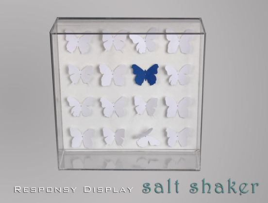 do you like butterfly?  If you do,I bet you would love the acrylic countertop display