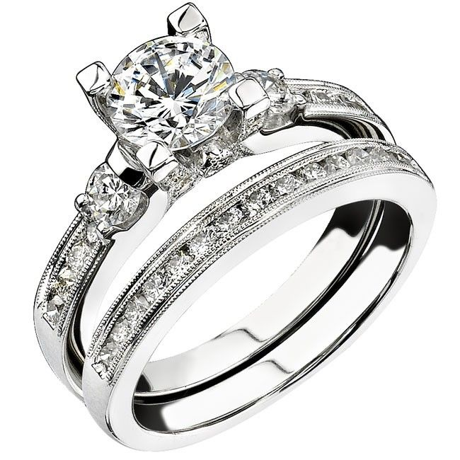 Barclays Diamond Wedding Rings