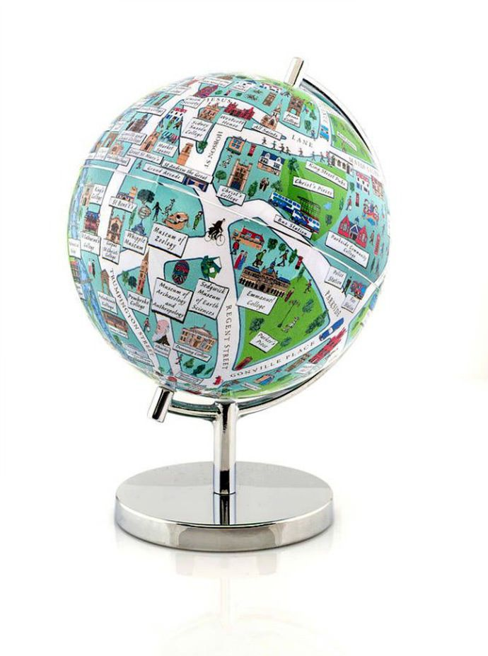 189 best globes images on pinterest bedrooms world maps and globe beautifully illustrated city globes from globee gumiabroncs Images