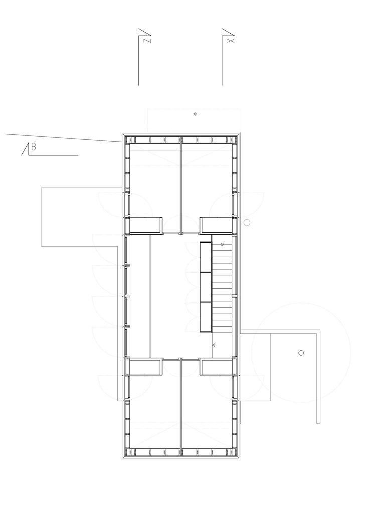 House Sømme,Second Floor Plan
