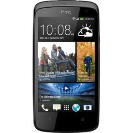 Click here to order online: http://www.themobilestore.in/mobiles-tablet/htc-desire-500-ds/p-31103-17917159295-cat.html#variant_id=31103-16199986031 HTC Desire 500 (Black) - 1.2 GHz Qualcomm Snapdragon 200 Quad Core Processor 1.6 MP Secondary Camera Wi-Fi Enabled HD Recording Android OS Dual SIM (GSM + GSM) Expandable Storage Capacity of 64 GB 8 MP Primary Camera 4.3-inch Capacitive Touchscreen.