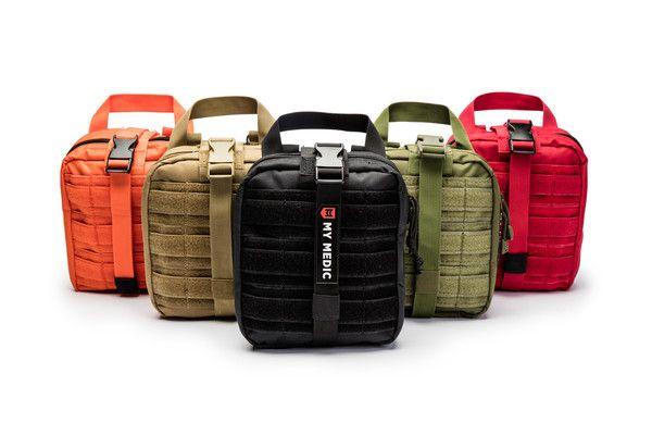 MyFAK - My Medic first aid kit