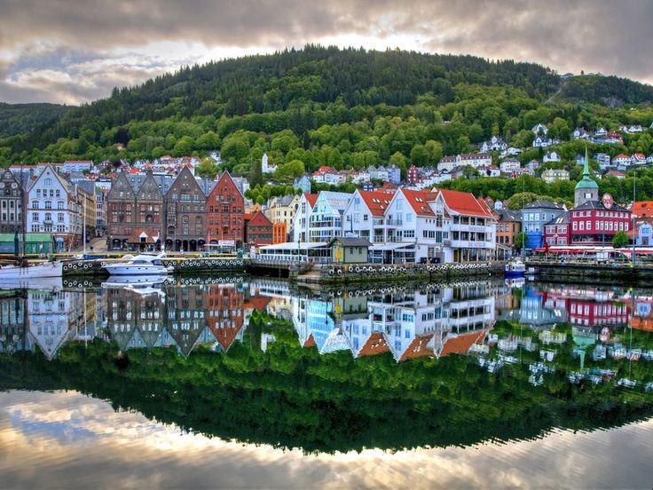Самые красивые места Норвегии (Фото)