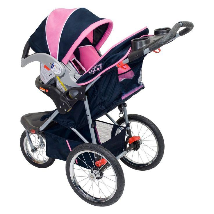 Amazon.co.jp: [ベビートレンド] Baby Trend 3輪バギー ベビーカー エクスペディション ジョガー ハンナ Expedition Jogger Hanna 【並行輸入品】: ベビー&マタニティ