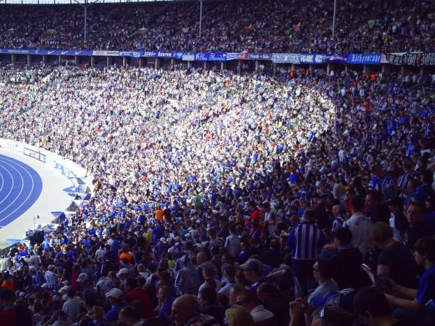 Hertha BSC Olympiastadion