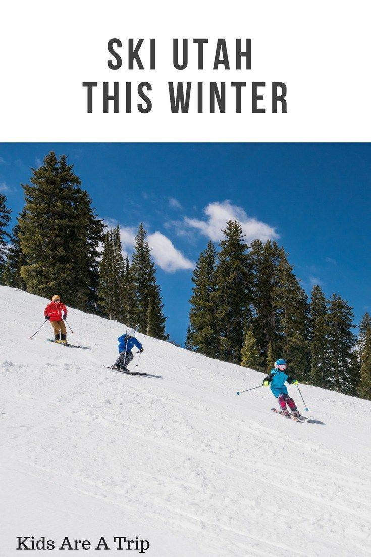 Ski Utah This Winter With Kids Utah Skiing Utah Resorts Family Ski Trip
