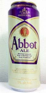 Beer Advocate's take on Abbot Ale.