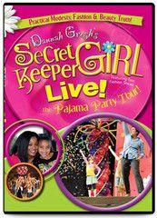 Secret Keeper Girl Live DVD