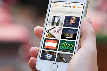 Collect, Organize and Share the images that inspire you — Ember for Mac, iPad and iPhone