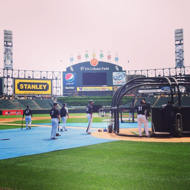 Batting Practice, 2 Tickets And A Parking Pass To A Mutually Agreed Upon  Game. Chicago White SoxThe ...