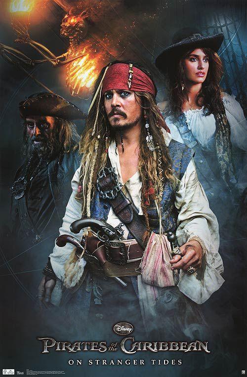 Pirates of the Caribbean:On Stranger Tides / パイレーツ・オブ・カリビアン 生命の泉