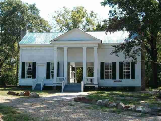 17 best images about greek revival on pinterest new york for Small dog trot house plans