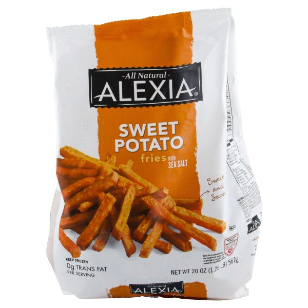 Alexia Sweet Potato Julienne Fries with Sea Salt 20 oz