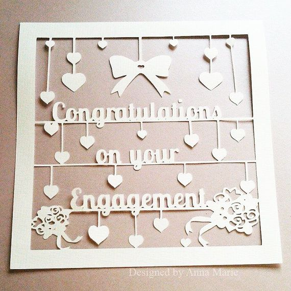 7 best cards images on Pinterest Wedding favours, Card wedding - congratulation templates