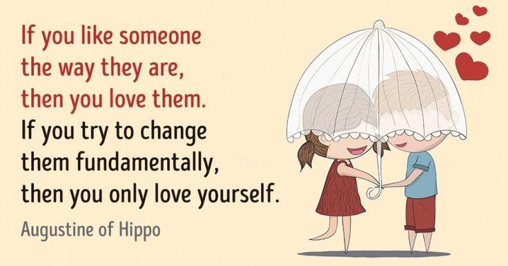 Ifyou really love someone